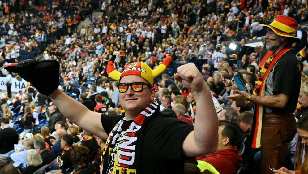 Das DHB-Team hofft in Wien auf zahlreiche Unterstützung - Bildquelle: AFPSIDJOHN MACDOUGALL