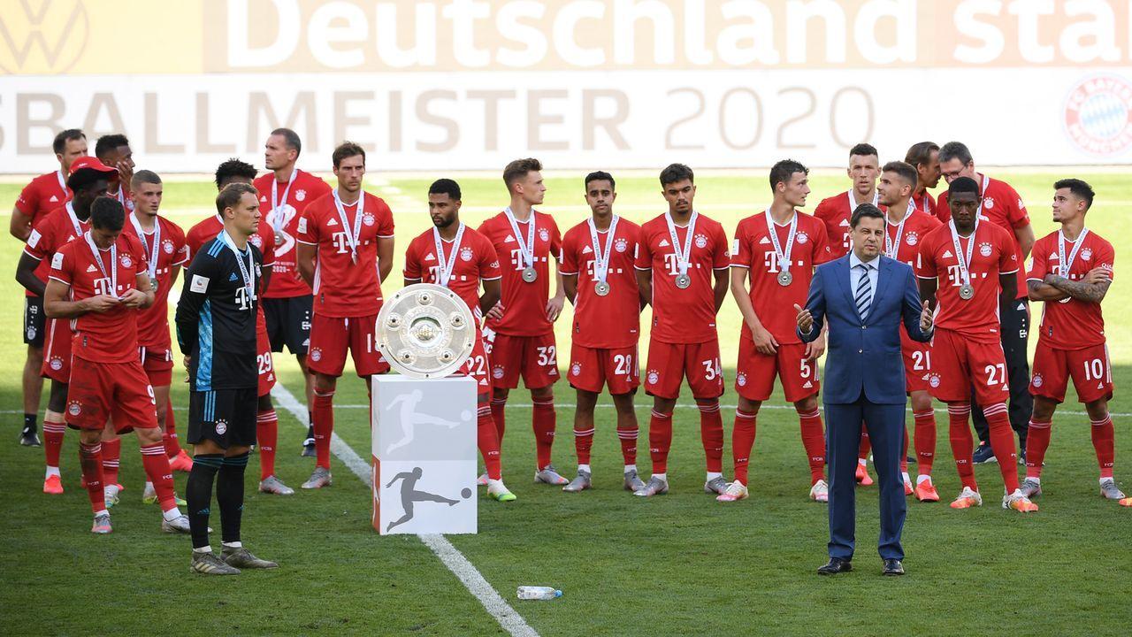 Start der Bundesliga - Bildquelle: Getty