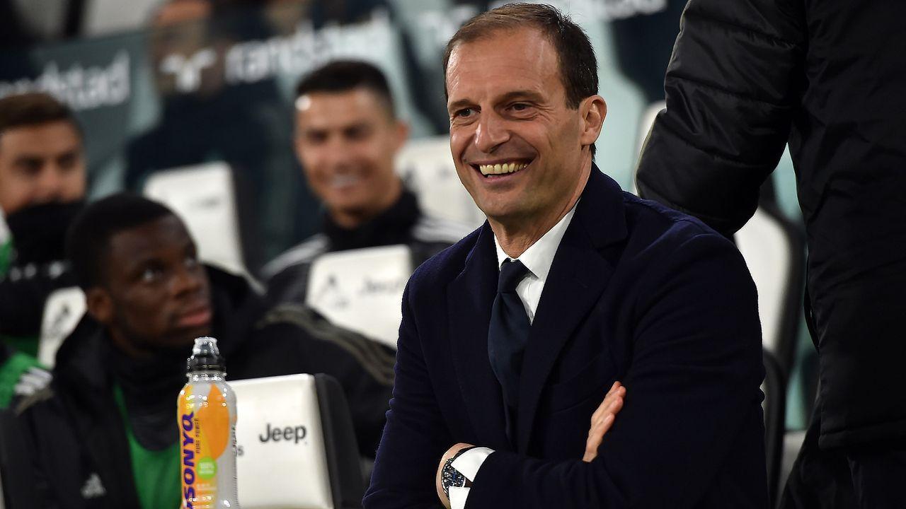 Massimiliano Allegri (vereinslos) - Bildquelle: 2019 Getty Images
