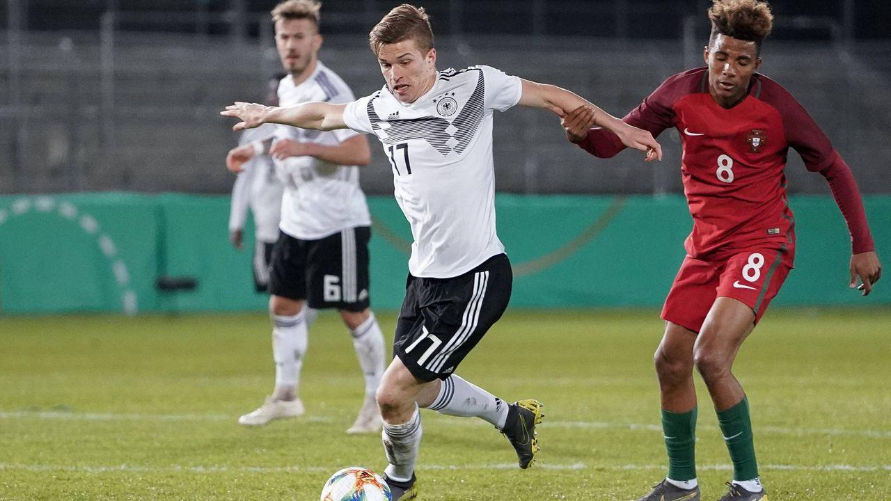 David Otto (Mittelstürmer, 1. FC Heidenheim) - Bildquelle: imago images / foto2press