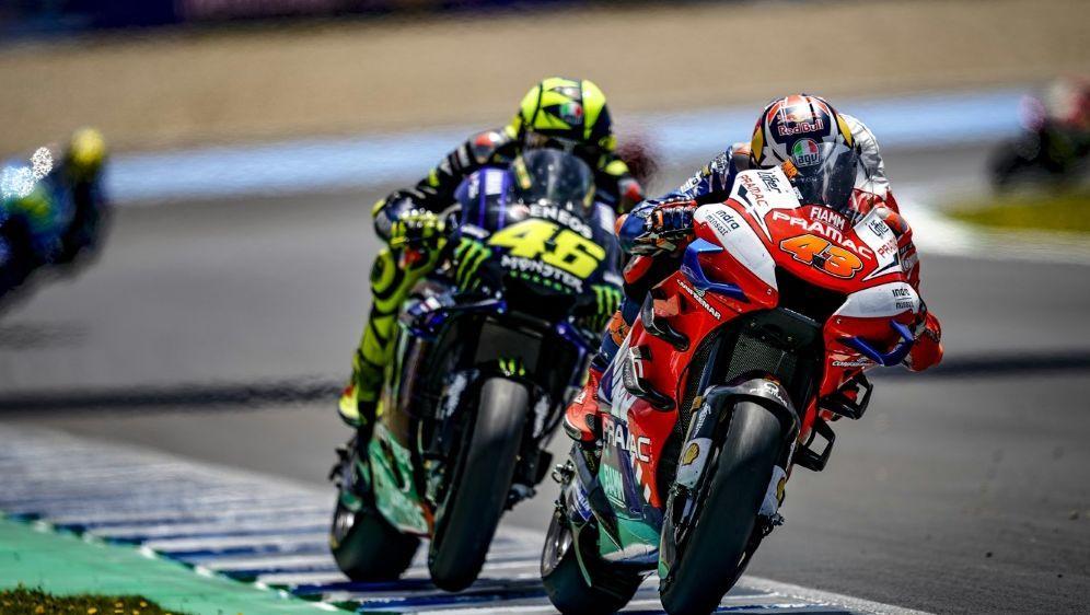 Der MotoGP-WM-Lauf in den USA wurde abgesagt - Bildquelle: PIXATHLONPIXATHLONSID
