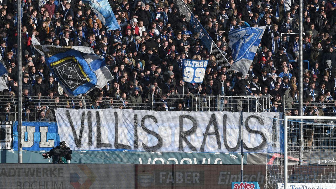 VfL Bochum - Bildquelle: imago images/Team 2