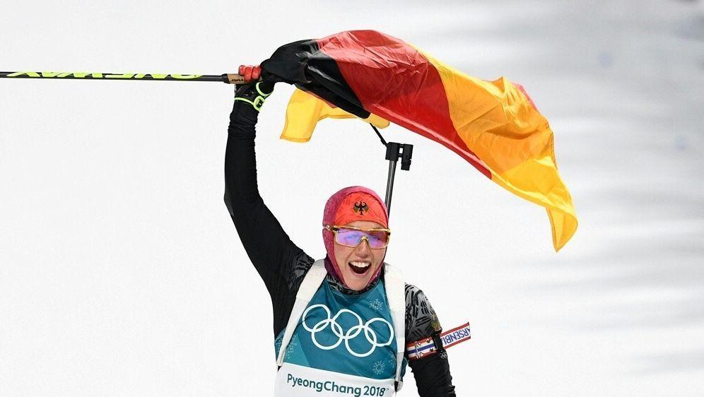 Rekord für die deutschen Athleten - Bildquelle: AFPSIDJONATHAN NACKSTRAND