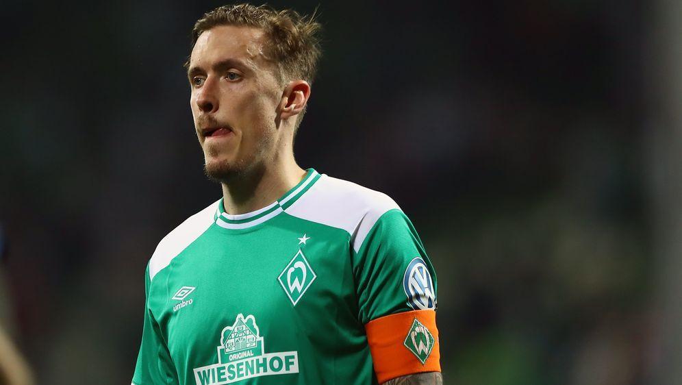 Max Kruse spielte von 2016 bis 2019 für Werder Bremen - Bildquelle: Getty Images