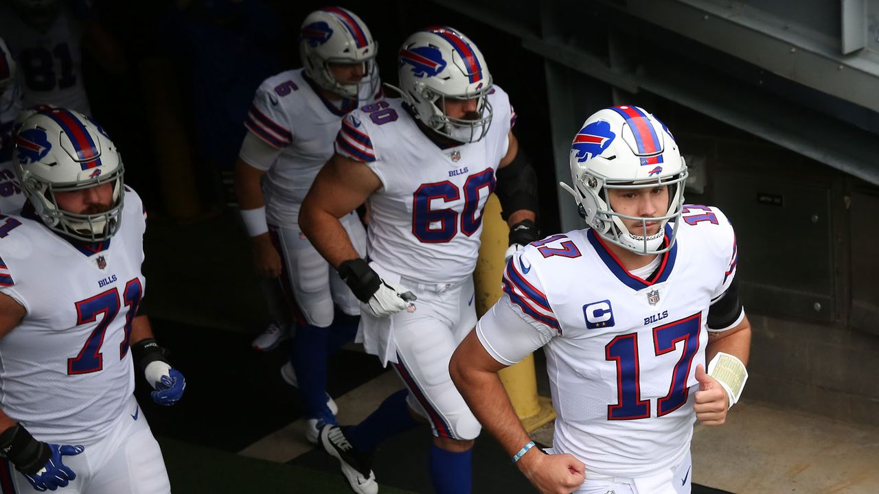 Buffalo Bills - Bildquelle: 2020 Getty Images
