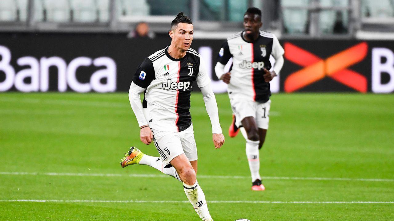 11. Juventus Turin - Bildquelle: 2020 imago