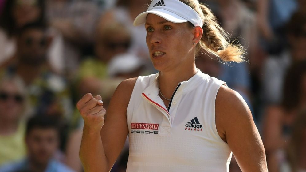 Kerber gelingt ihr erster Wimbledon-Sieg gegen Williams - Bildquelle: AFPSIDOli SCARFF