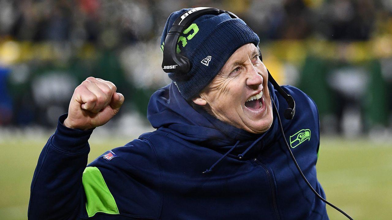 Seattle Seahawks - Bildquelle: Getty Images