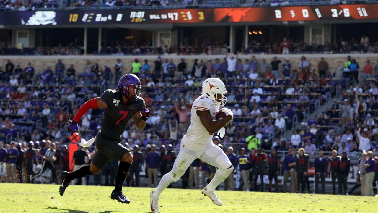 Trevon Moehrig (Safety/Las Vegas Raiders) - Bildquelle: 2019 Getty Images