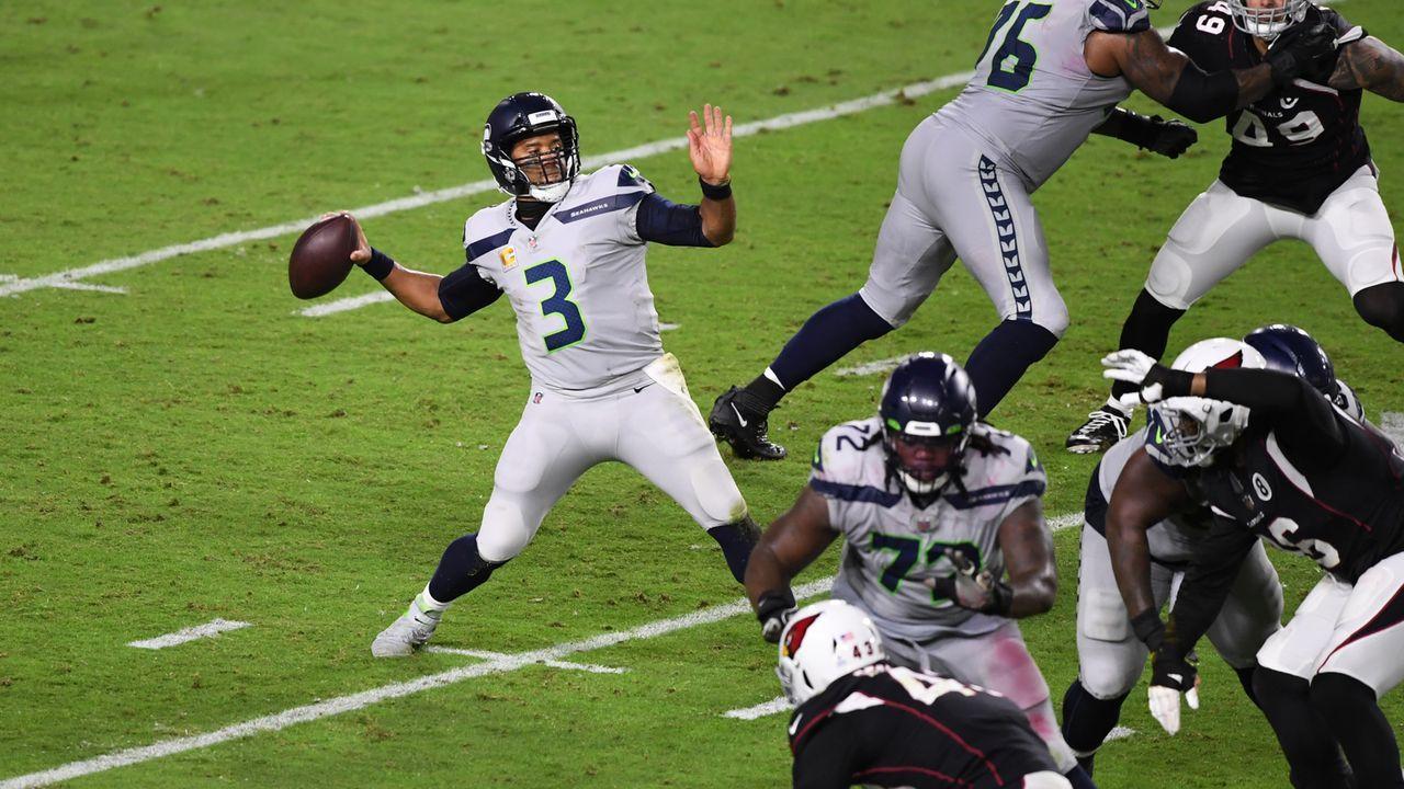 Quarterbacks: NFC West führt das Duell an - Bildquelle: 2020 Getty Images