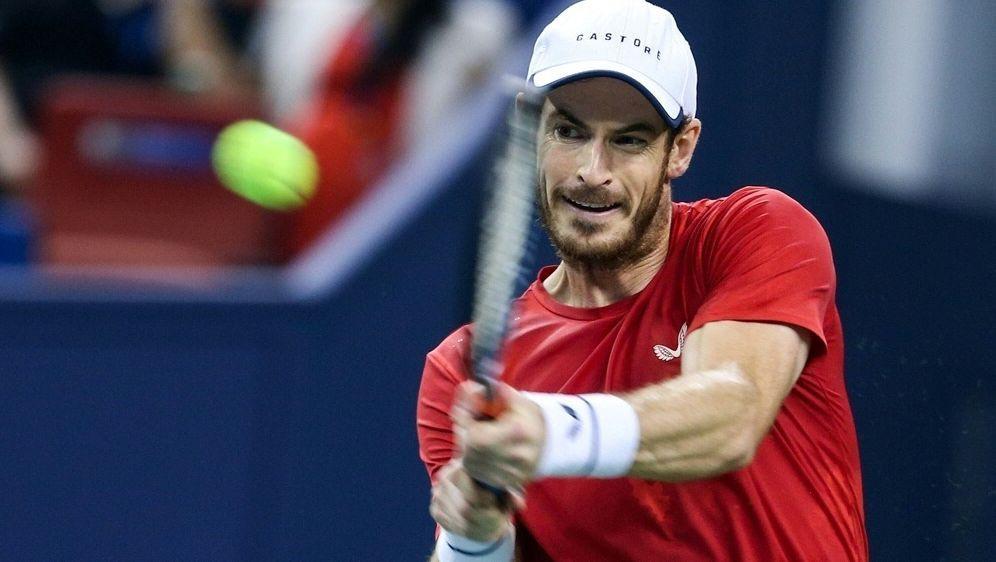 Andy Murray tritt für Großbritannien im Davis Cup an - Bildquelle: PIXATHLONPIXATHLONSID