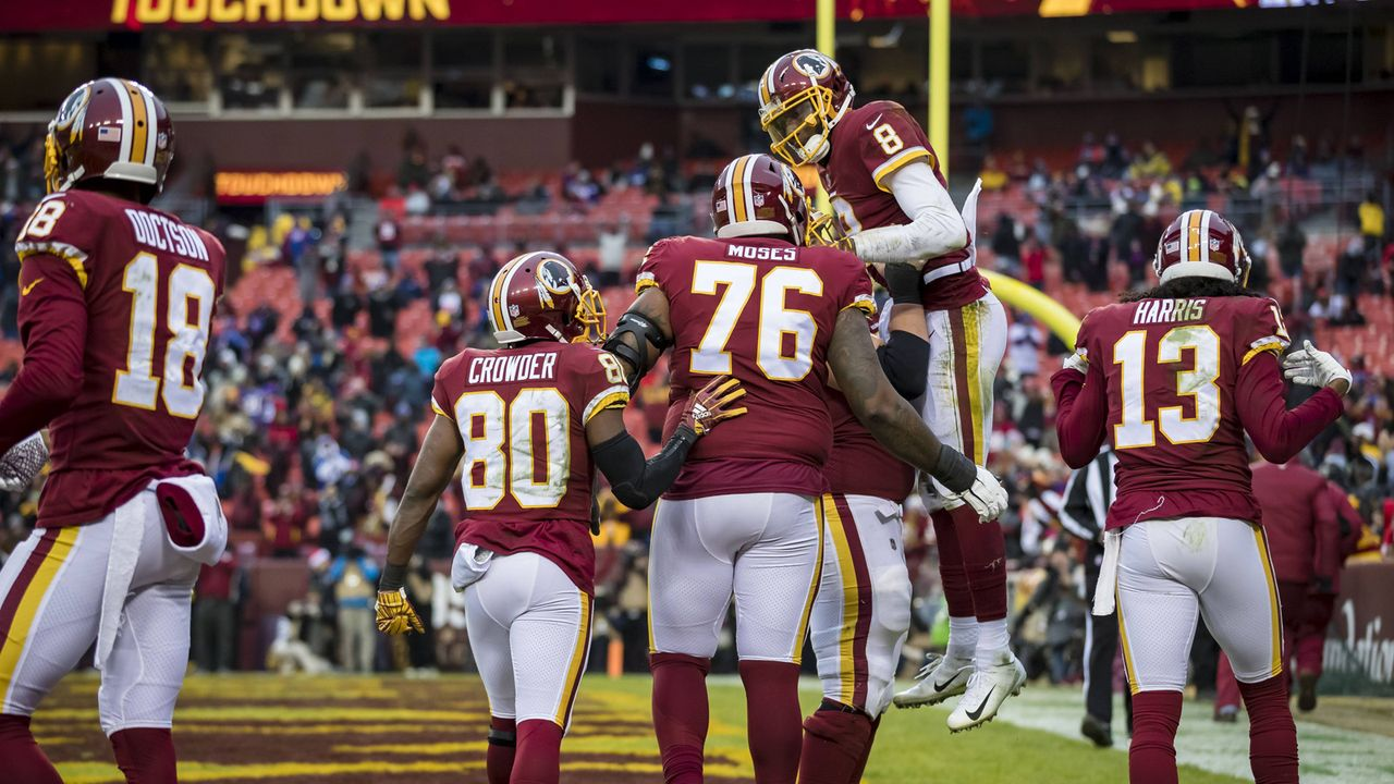 Washington Redskins - Bildquelle: imago/ZUMA Press