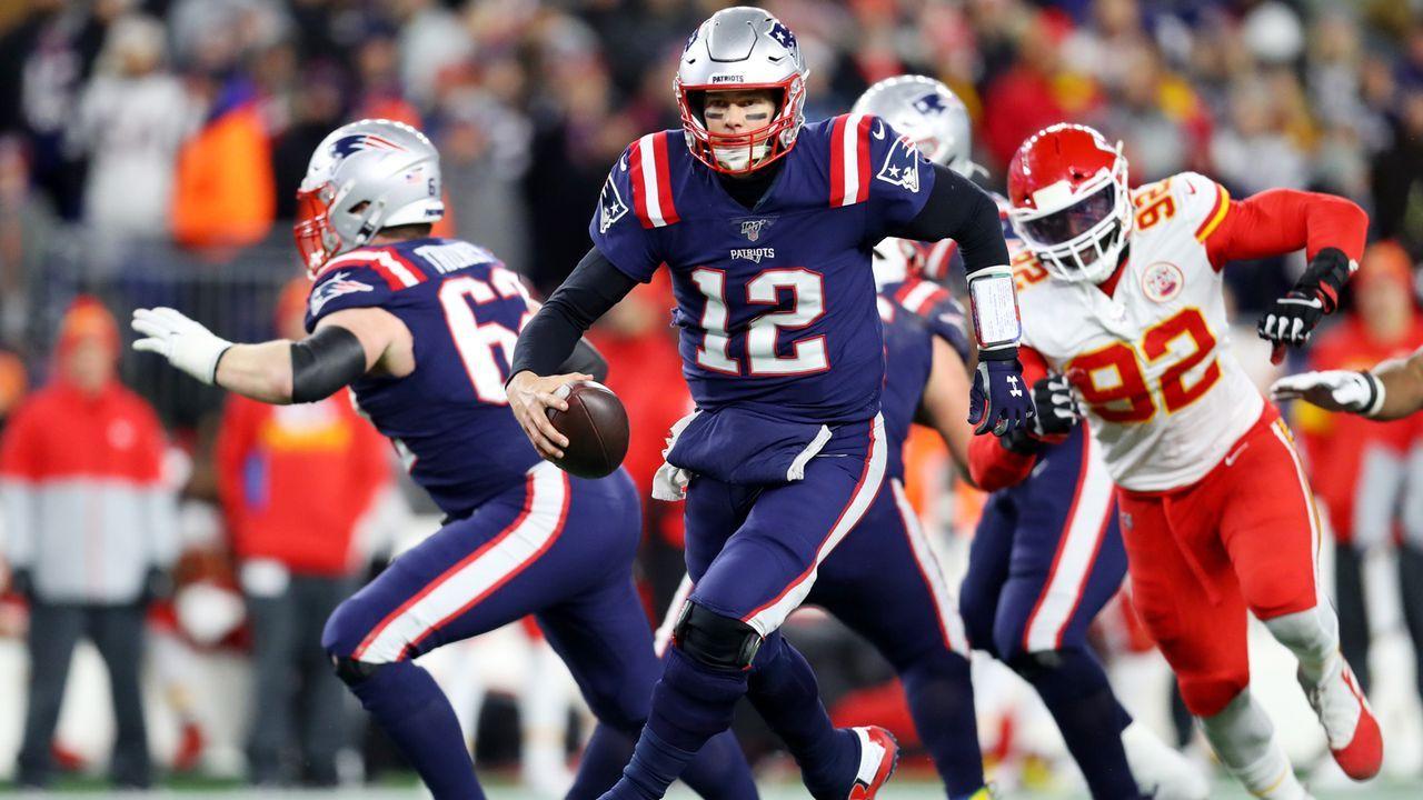 AFC Divisional Round: #2 New England Patriots (Vorwoche #2) - Bildquelle: 2019 Getty Images