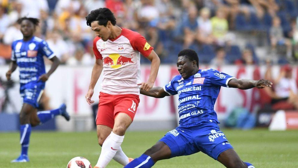 Youba Diarra (r.) wechselt zum FC St. Pauli - Bildquelle: PIXATHLONPIXATHLONSID