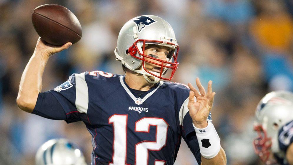 Tom Brady - Bildquelle: imago/ZUMA Press