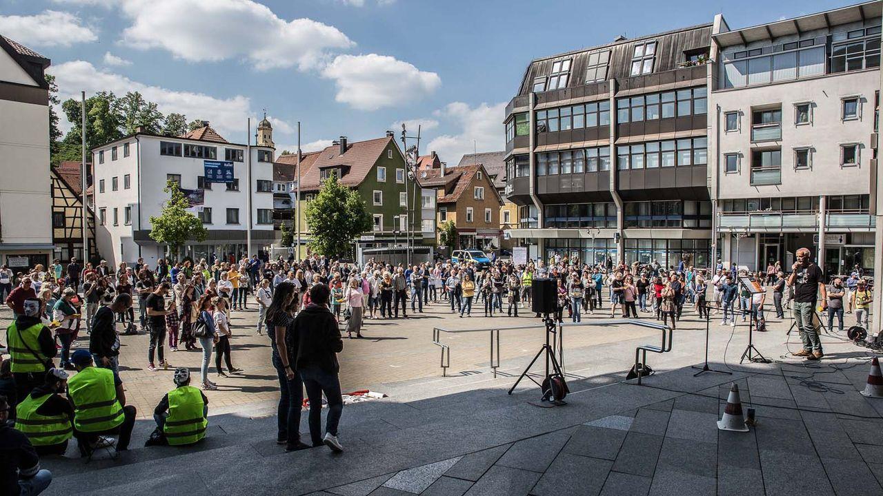Größe der Stadt - Bildquelle: imago images/onw-images