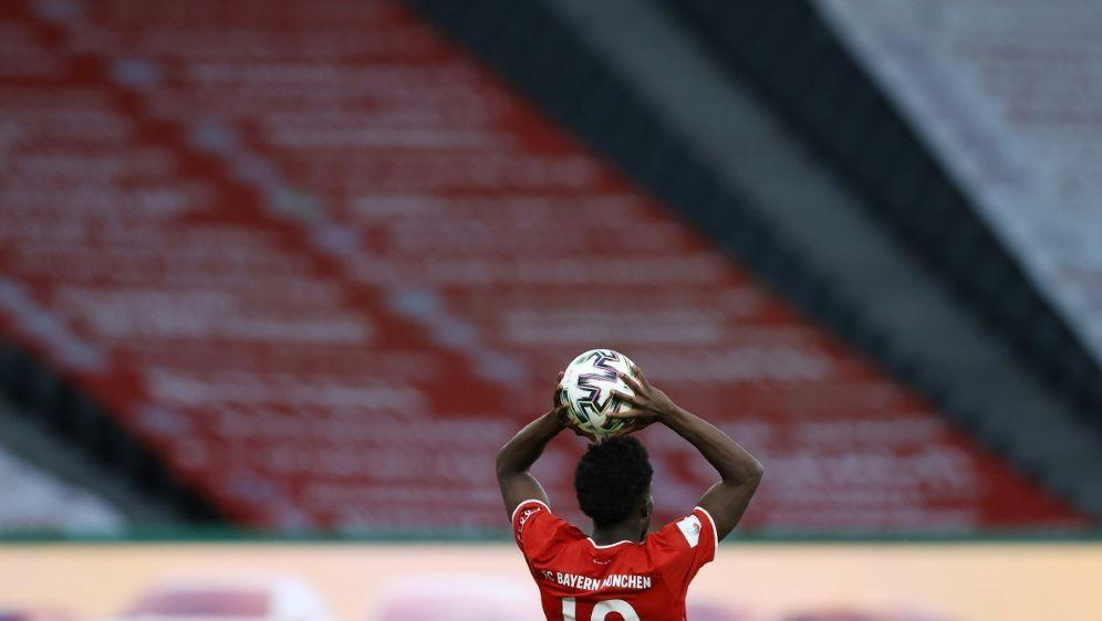 Auch beim Pokalfinale wurde vor leeren Rängen gespielt - Bildquelle: FIROFIROSID