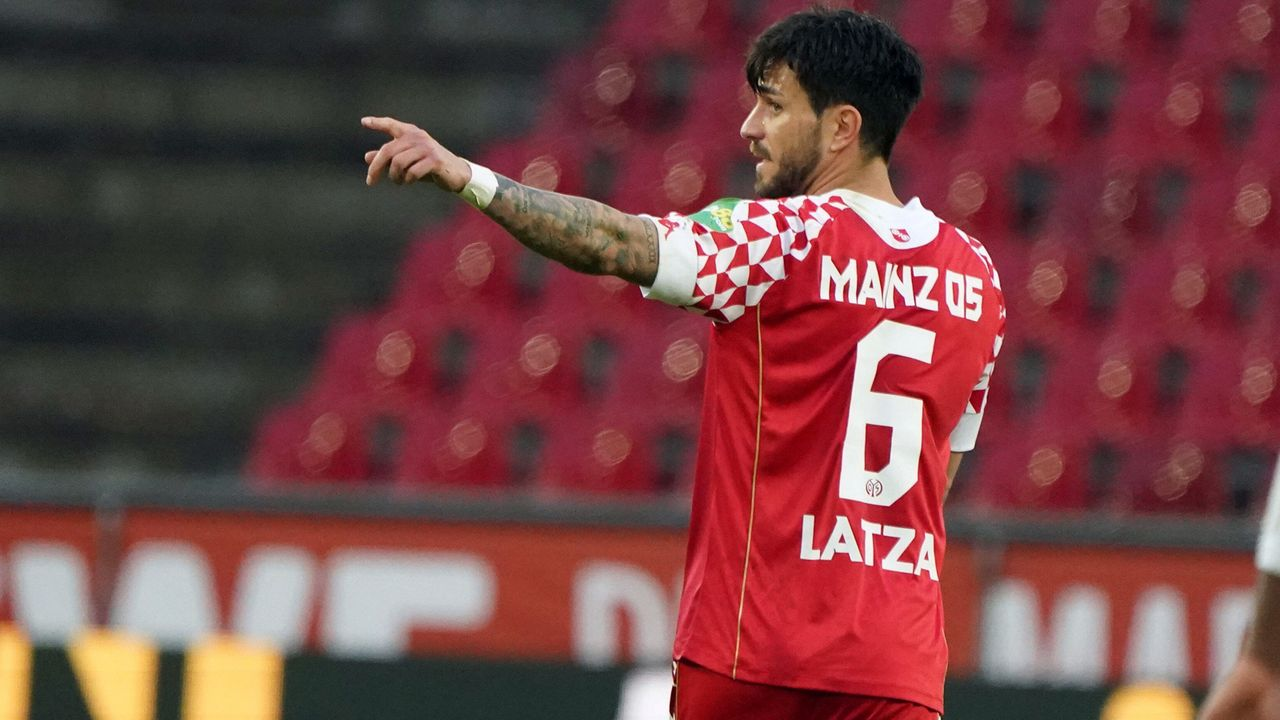 Danny Latza (seit 2015 beim 1. FSV Mainz 05) - Bildquelle: imago images/Chai v.d. Laage