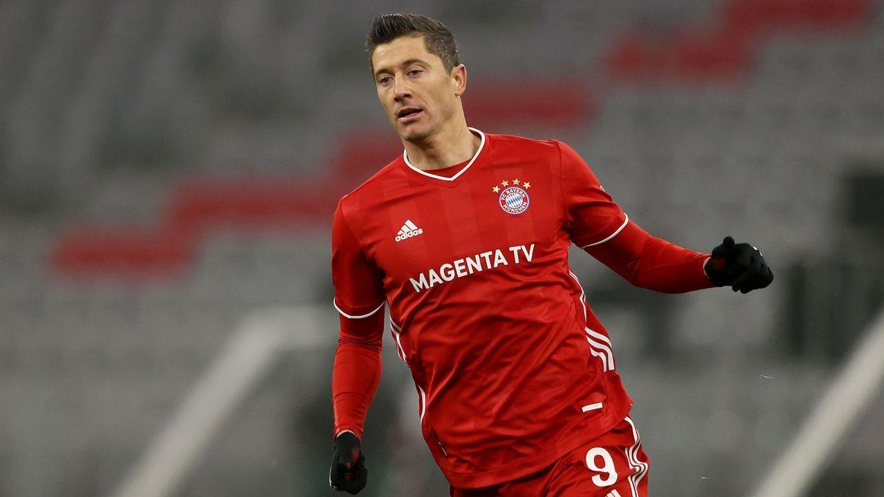 Weihnachtsmeister unter sich: Holstein Kiel - FC Bayern München (13.01. 20.45 Uhr) - Bildquelle: 2020 Getty Images