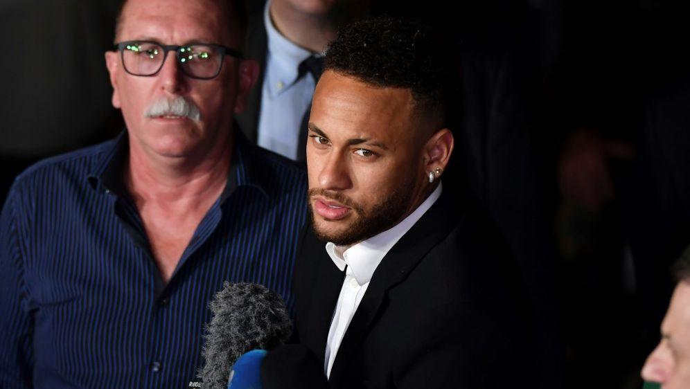 Neymar weiter in den Schlagzeilen - Bildquelle: AFPSIDNelson Almeida