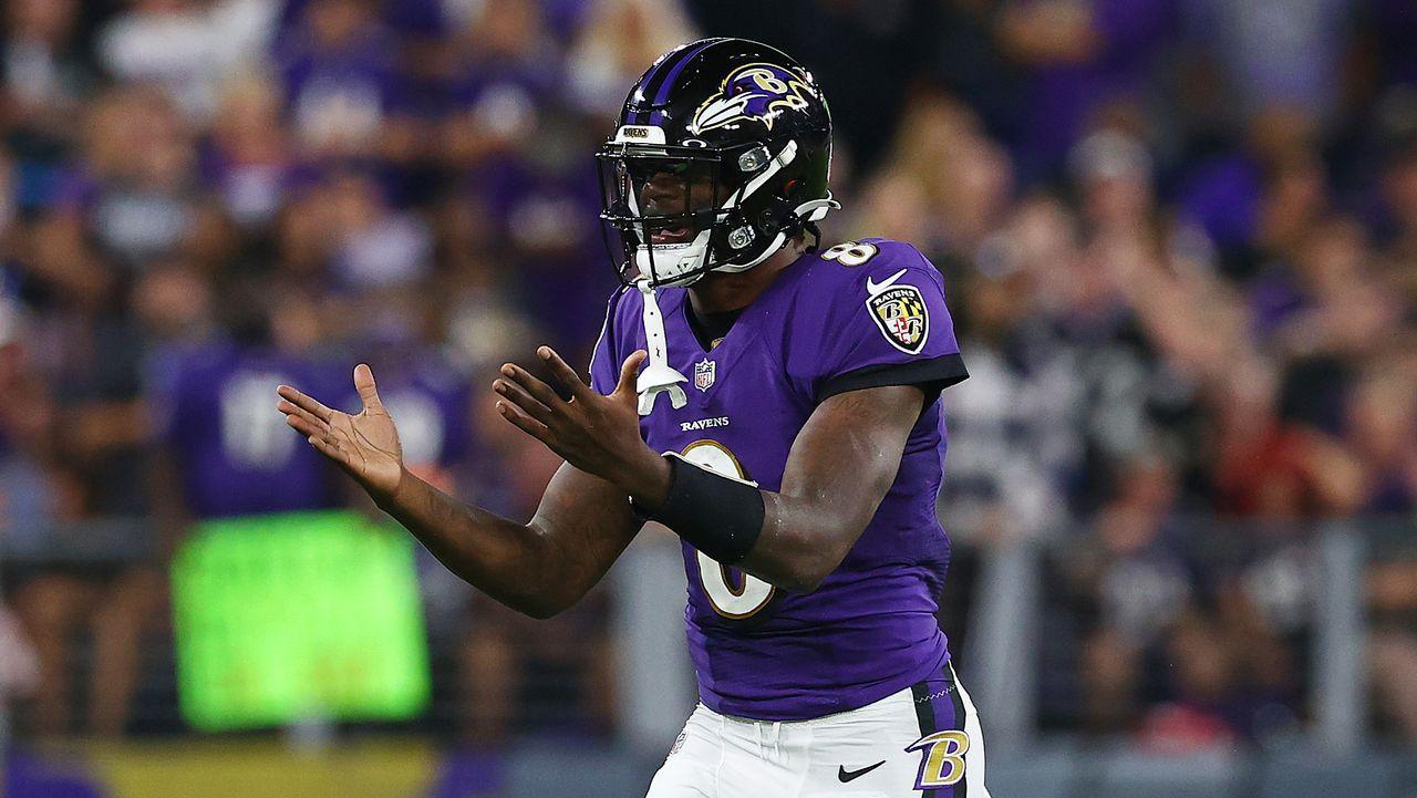 2. Spieltag - Lamar Jackson (Baltimore Ravens) - Bildquelle: Getty Images