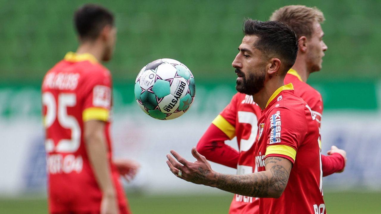 Leverkusen vor Minimalziel Europa League  - Bildquelle: imago images/RHR-Foto