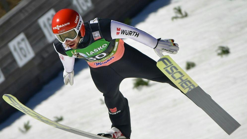 Eisenbichler setzte sich bei der Sportlerwahl durch - Bildquelle: AFPSIDJURE MAKOVEC
