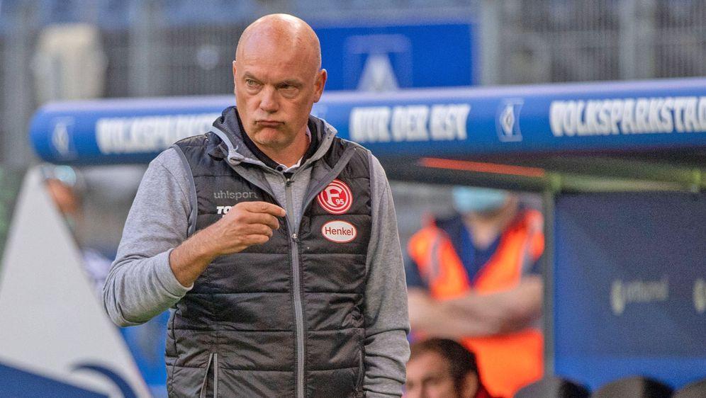 Fortuna Düsseldorf bekommt es am zweiten Spieltag der 2. Liga mit den Würzbu... - Bildquelle: Imago