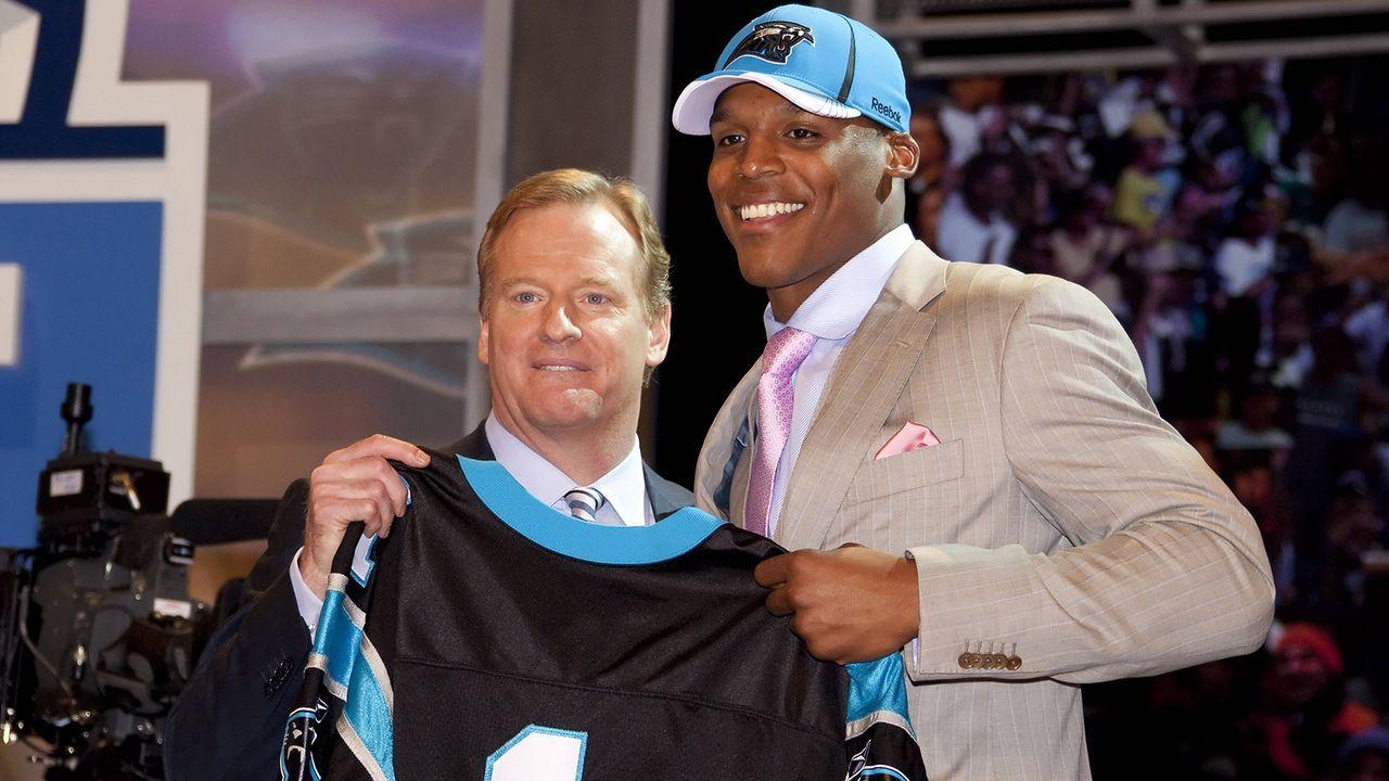 NFL Draft 2011: Cameron Newton