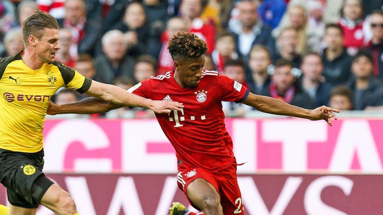 Kingsley Coman (FC Bayern) - Bildquelle: imago