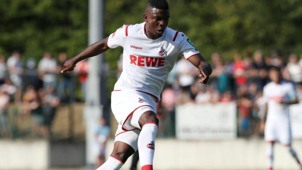 Cordoba erzielte im Tespspiel gegen Reutlingen drei Tore - Bildquelle: FIROFIROSID