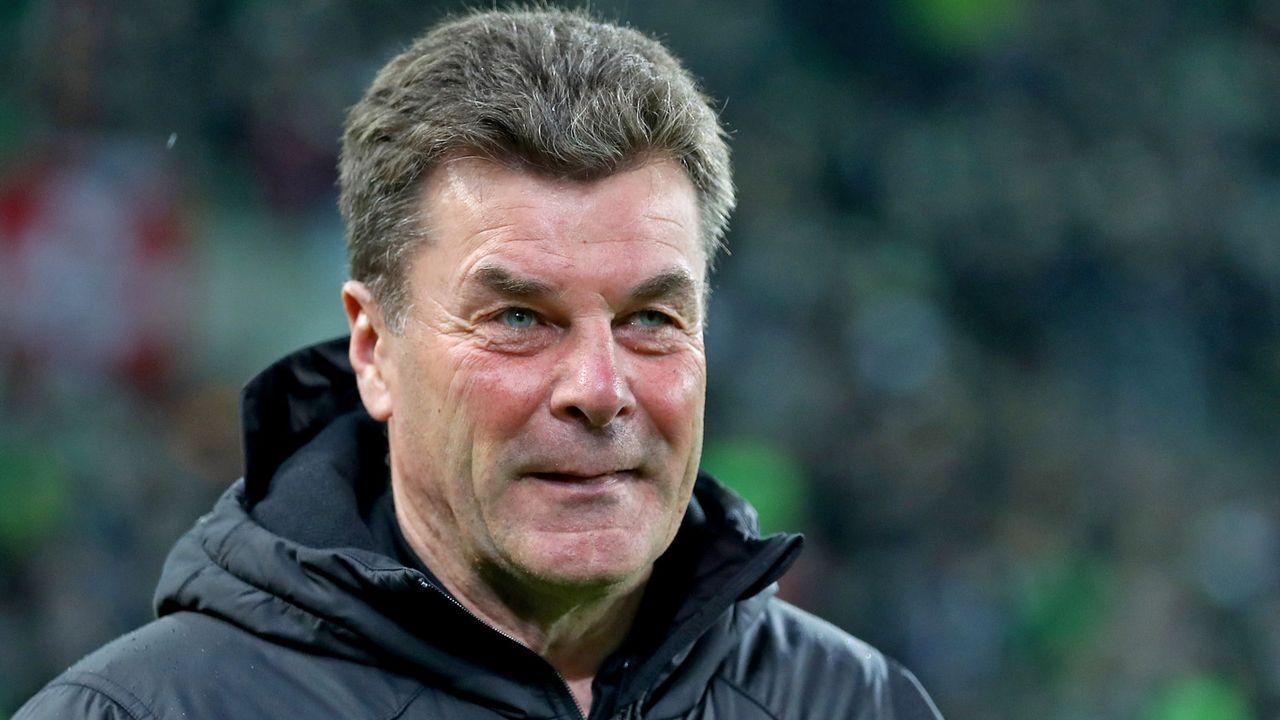 Dieter Hecking (noch Borussia Mönchengladbach) - Bildquelle: 2019 Getty Images