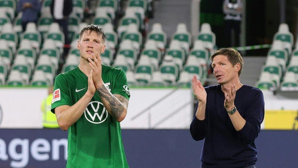 Wolfsburg kann sich für die Europa League qualifizieren - Bildquelle: FIROFIROSID