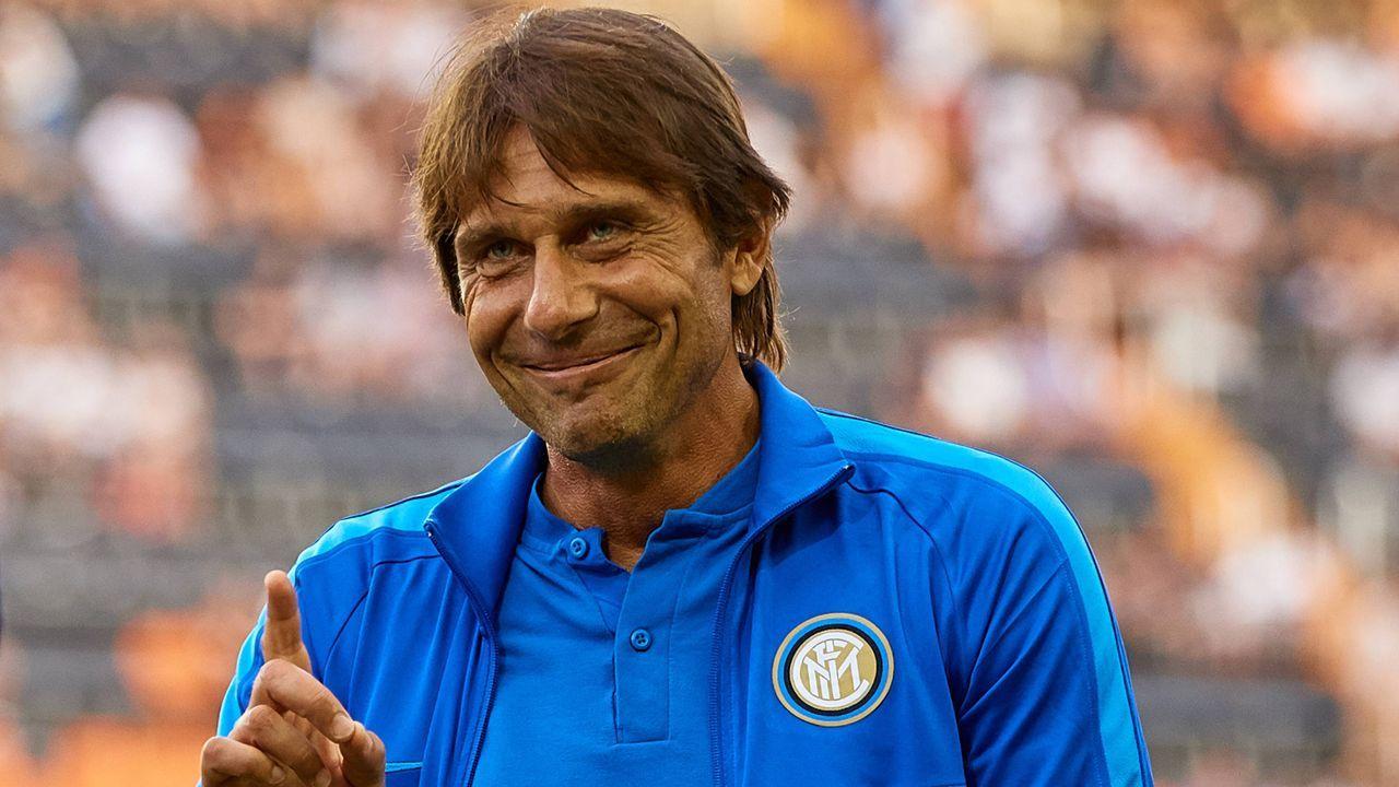 Inter Mailand - Bildquelle: imago images / MB Media Solutions