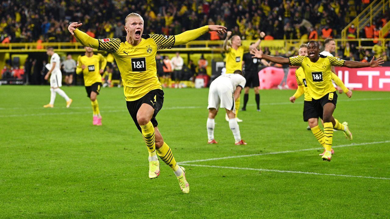 Das Torjägerduell bei Borussia Dortmund gegen TSG Hoffenheim - Bildquelle: Getty Images