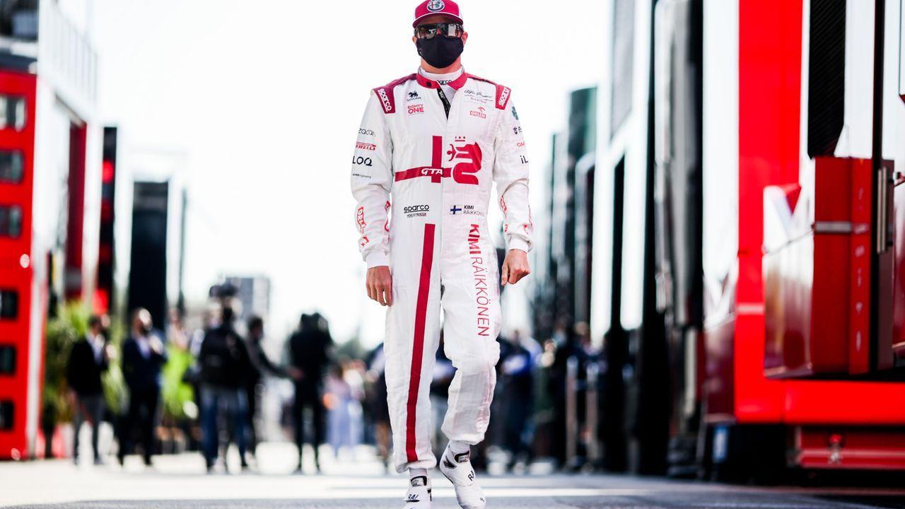 2019 bis 2021: Karriereausklang bei Alfa Romeo - Bildquelle: 2021 Getty Images