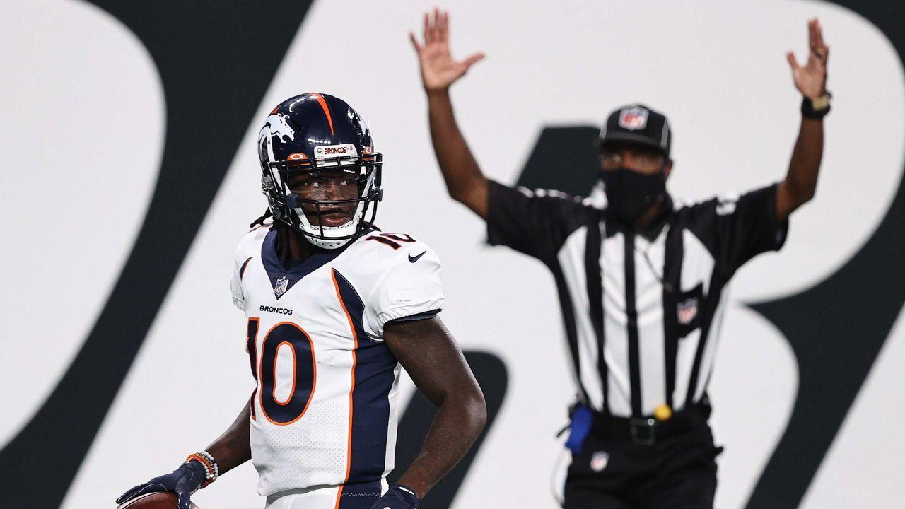 9. Pick: Denver Broncos - Bildquelle: getty