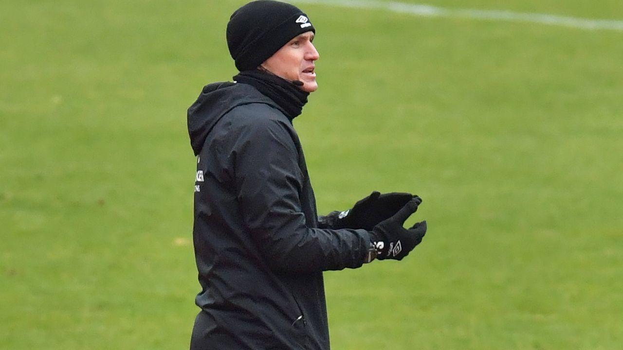Tobias Schweinsteiger (1. FC Nürnberg) - Bildquelle: imago images/Jan Huebner