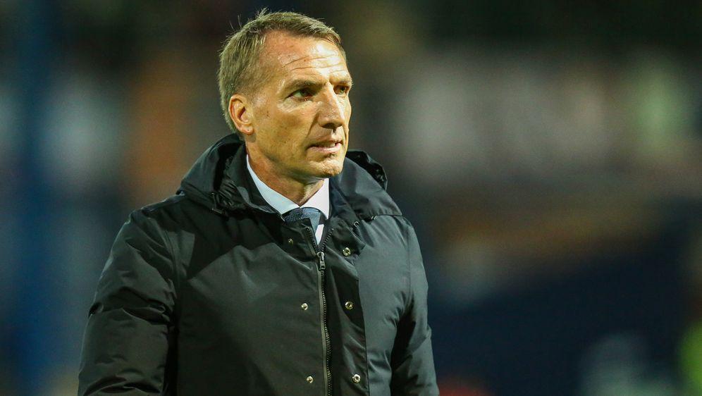 Drei Spieler von Leicester-Coach Brendan Rogers sind in Quarantäne. - Bildquelle: imago images/PRiME Media Images