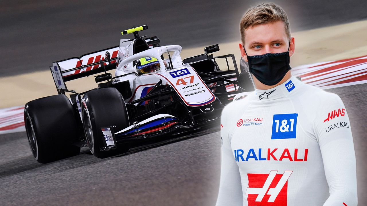 So lief das erste Wochenende von Mick Schumacher in der Formel 1 - Bildquelle: Imago Images