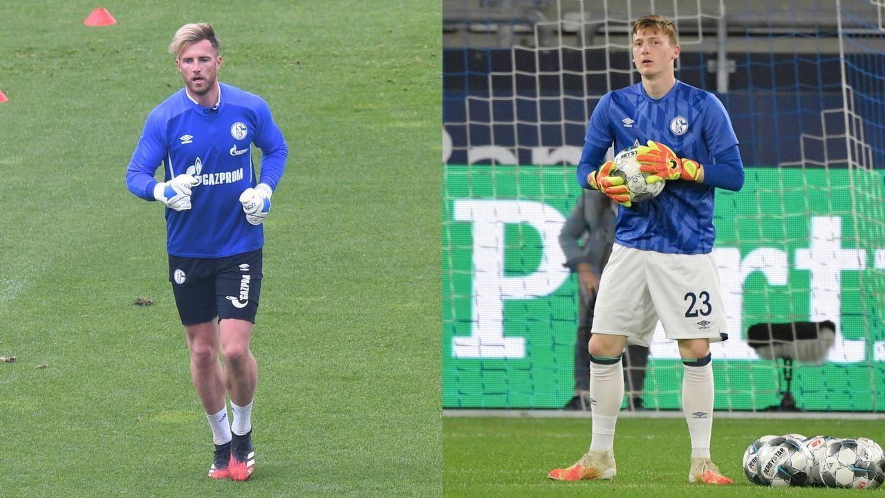 Ralf Fährmann/Marcus Schubert (FC Schalke 04)  - Bildquelle: imago