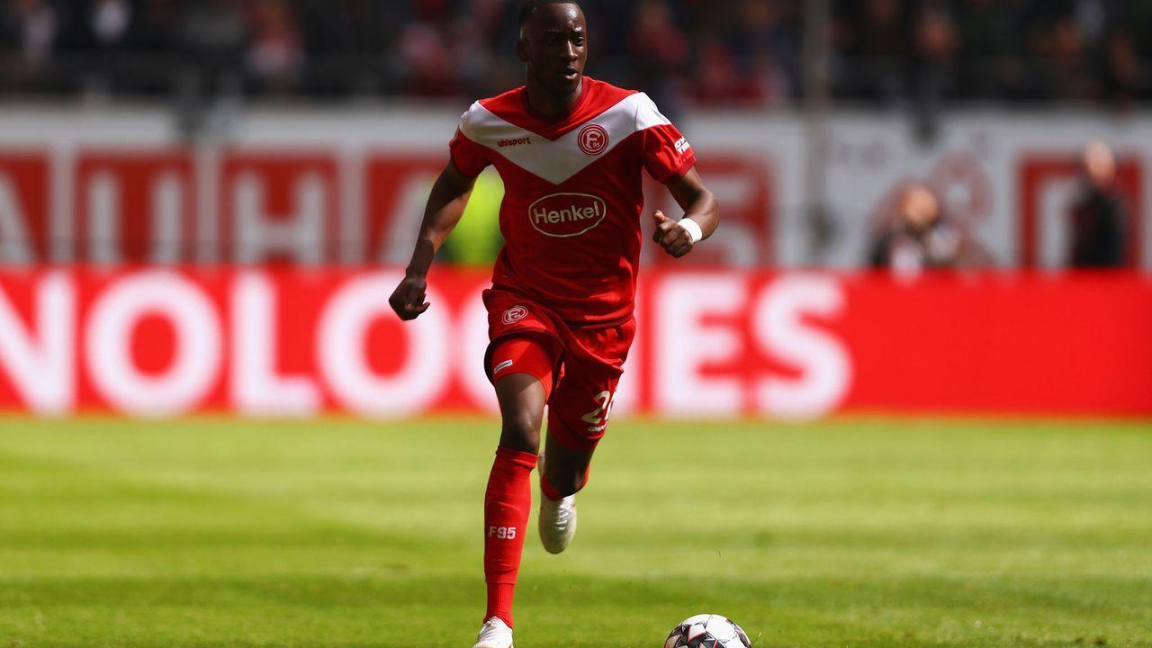 Dodi Lukebakio (Hertha BSC) - Bildquelle: 2019 Getty Images