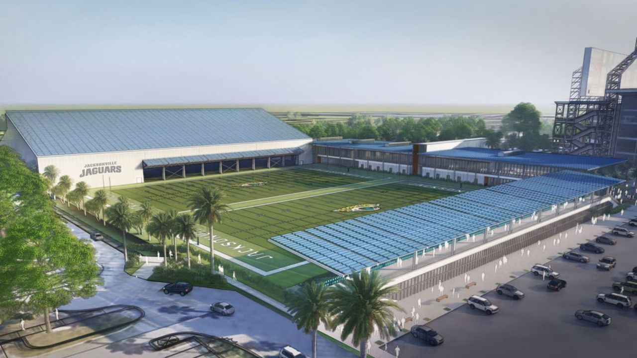 Hochmoderner Bau auf 125.000 Quadratmetern - Bildquelle: twitter.com @CoachUrbanMeyer