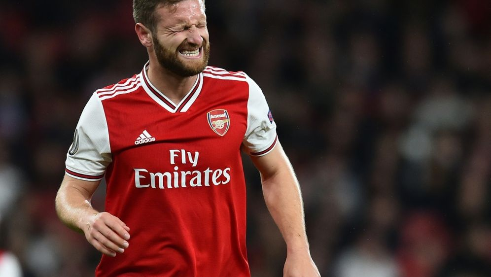 """Mustafi sieht sich als """"Zielscheibe"""" der Arsenal-Fans - Bildquelle: AFPSIDGLYN KIRK"""