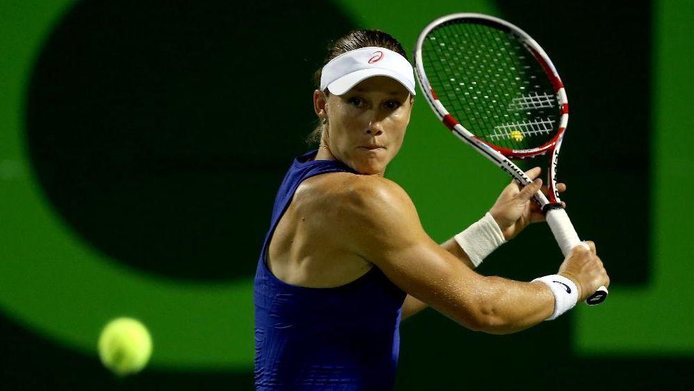 Samantha Stosur steht auf Platz 20 der Weltrangliste - Bildquelle: SID-SID-AFP