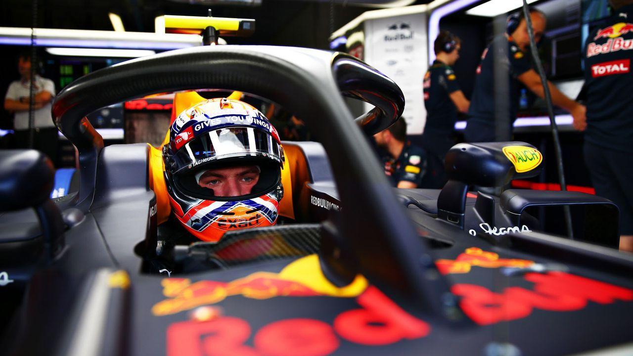 """Halo - der """"Heiligenschein"""" der Formel 1 - Bildquelle: 2016 Getty Images"""