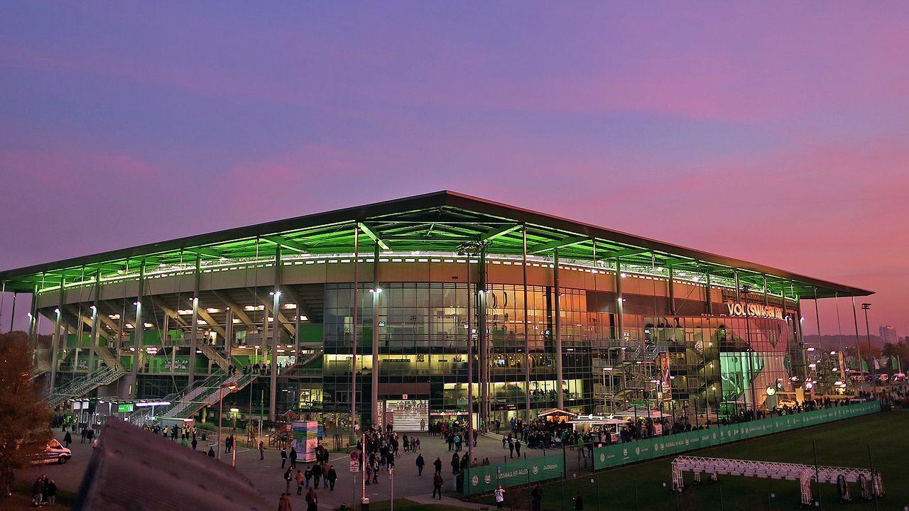 Platz 17: VfL Wolfsburg - Volkswagen-Arena - Bildquelle: Getty
