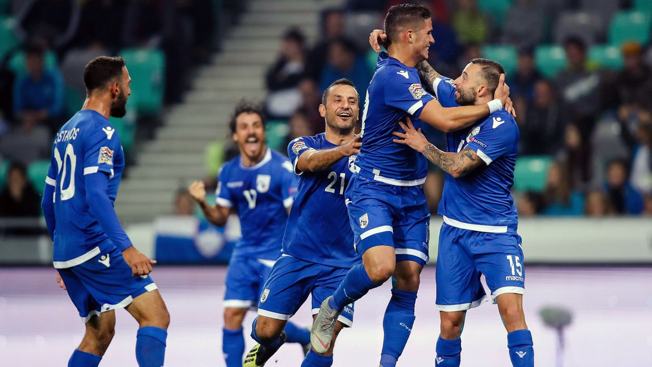 Zypern (Platz 3 in Gruppe I mit sieben Punkten) - Bildquelle: imago/Eibner Europa
