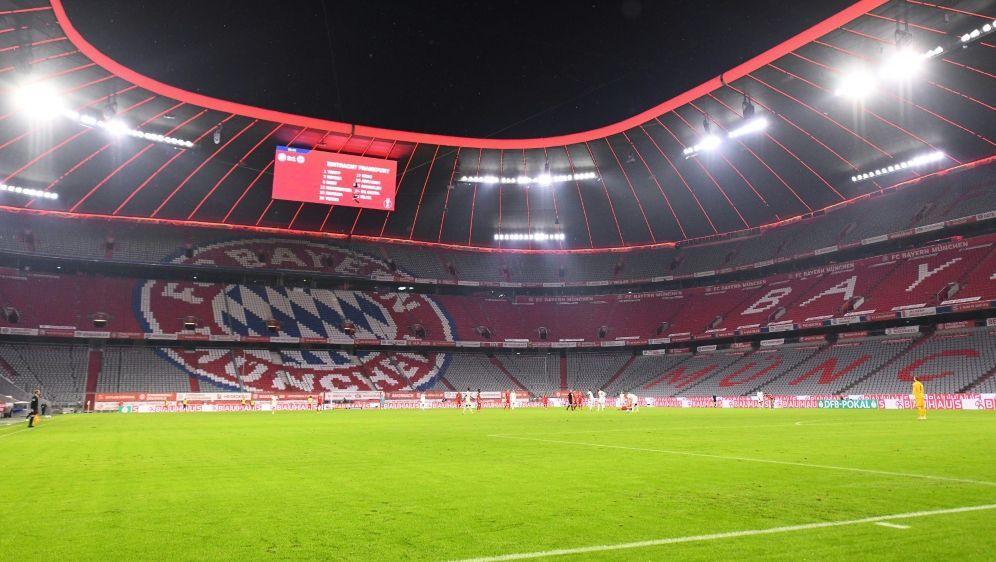 7500 Zuschauer dürfen in der Allianz Arena Platz nehmen - Bildquelle: WittersWittersSID