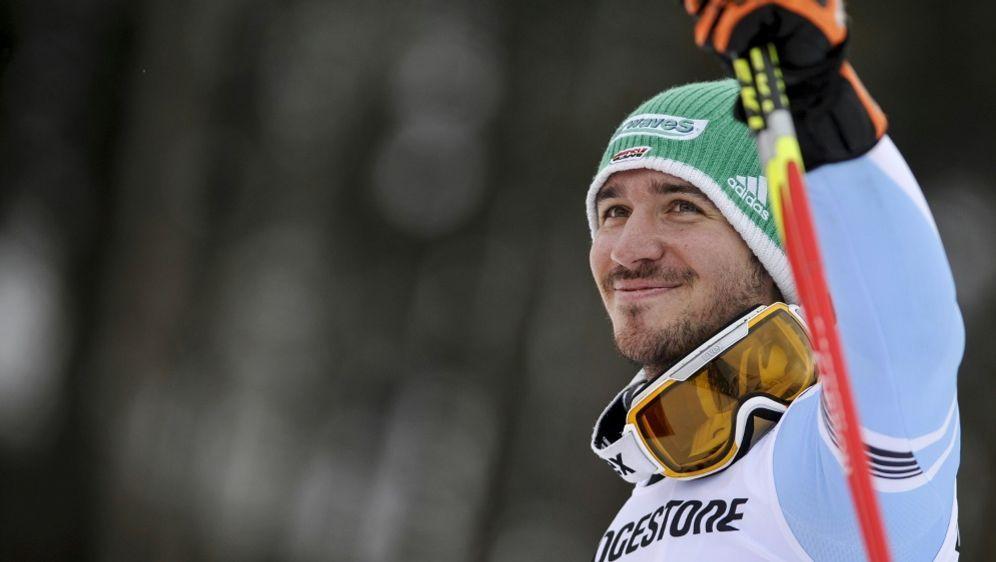 Neureuther wird Glücksfee für die Pokal-Auslosung - Bildquelle: SID-SID-AFP